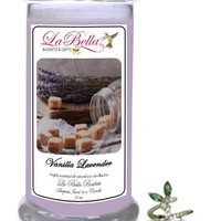 Vanilla Lavender Scented Jewelry Candles