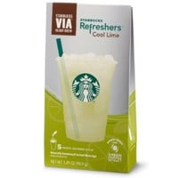 Starbucks VIA Refreshers Cool Lime