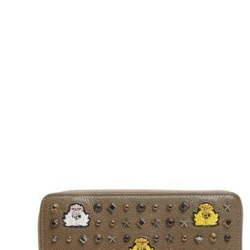 Christian Louboutin Panettone - Loubacademy Leather Wallet   Nordstrom