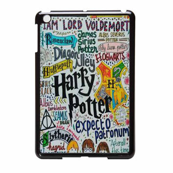 Harry Potter Expecto Patronum Quotes iPad Mini Case