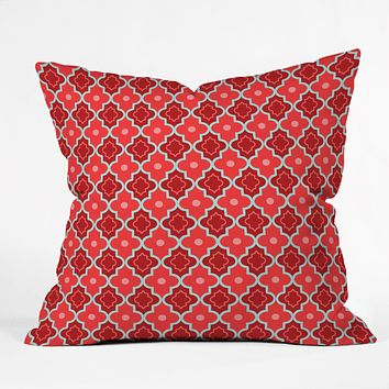 Caroline Okun Laguna Throw Pillow