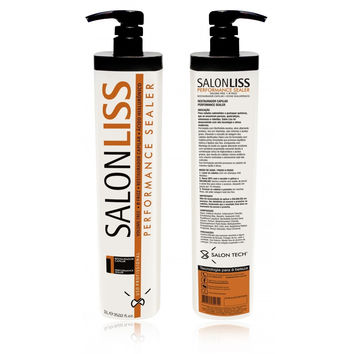 BRAZILIAN KERATIN TREATMENT SALONLISS HAIR SMOOTHING  1000ml 34oz