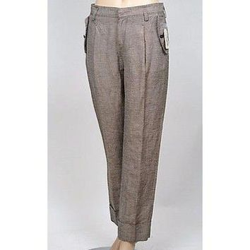 Converse John Varvatos Summer Womens Pants Brown 4