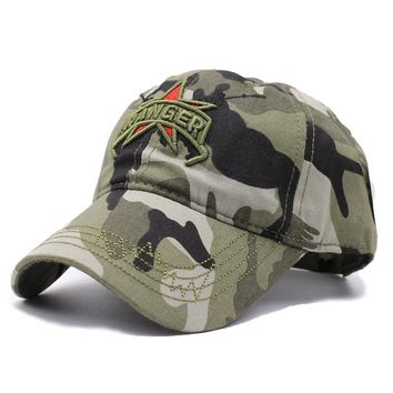 New Tactial Army Operator Bone Dad Hats Ranger Army Hats Casquette Gorras Adjustable Man Vintage Snapback Trucker Caps