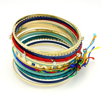 Bohemian Fashion Multi Bangle Bracelet