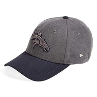 Men's New Era Cap 'EK Brimley - Denver Broncos' Baseball Cap - Grey