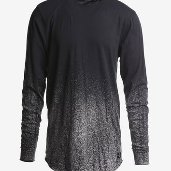 L/S Connor Tee (Particle)