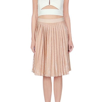 Day Dream Skirt Peach by Endless Rose