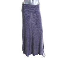 Alternative Earth Womens Knit Unhemmed Maxi Skirt
