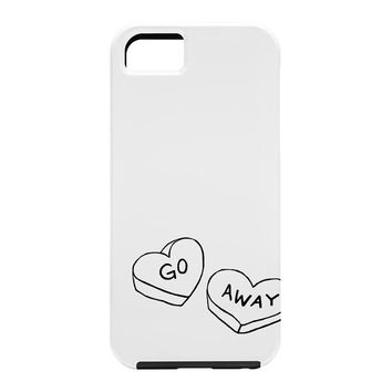 Leeana Benson Go Away Cell Phone Case