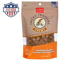 Tricky Trainers Dog Treats - Cheddar