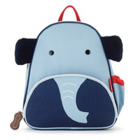 Skip Hop Zoo Pack Little Kid Backpack, Elephant