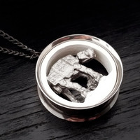 AT-AT Walker Necklace 3D printed star wars necklace jewelry