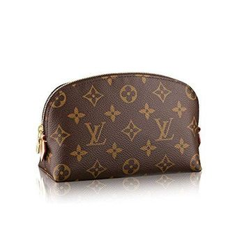Louis Vuitton Monogram Canvas Cosmetic Pouch M47515