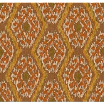 Kravet Contract Fabric 32847.412 Sancho Tigerlily