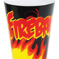 Fireball Shot Glass - Black