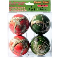 Camouflage Ornaments | Realtree Camo Hunting Christmas Ornaments