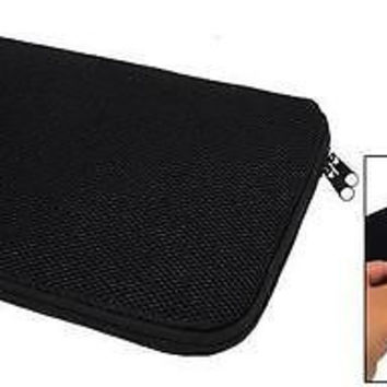 "10"" 12"" 13"" 14"" 15"" 17"" Hot Black Laptop Notebook Soft Sleeve Case Pouch For HP Dell Acer Asus Sony"