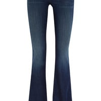 Love Story mid-rise flared jeans | J Brand | US | THE OUTNET