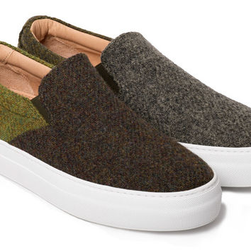The Wooster Lardini - Military Wool