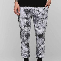 Elwood Tie-Dye Tapered Jogger Pant - Grey