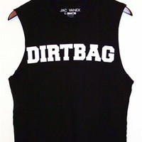 DIRTBAG Unisex Muscle Tee