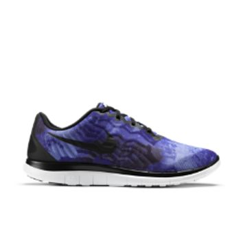 Nike Free 4.0 Print Men's Running Shoe
