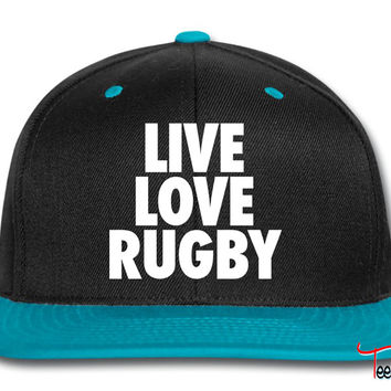 Live Love Rugby Snapback