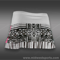 Lucky in Love Tribal Tier Skirt