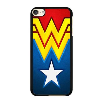 5 Hard Superman iPod Touch 6 Case