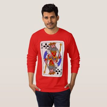 KING OF CLUBS FRENCH T-Shirt
