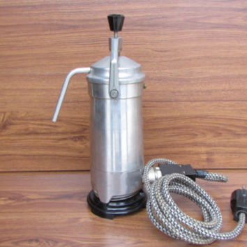 Vintage Electric Coffee Maker, Electric Coffee Maker from Bulgaria, Super '80s Coffee Maker, Portable Coffee Maker Electricity, Gift idea