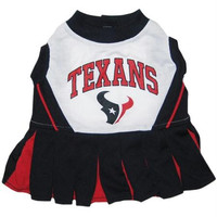Houston Texans Cheer Leading XS