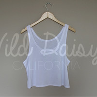 Bulk Crop Tank Tops (Starting at 5 for $40)