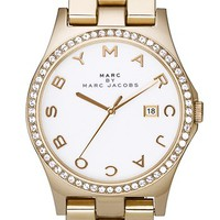 MARC BY MARC JACOBS 'Henry' Stainless Steel Watch