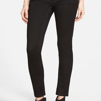 Junior Women's Vigoss Flap Pocket Skinny Jeans ,