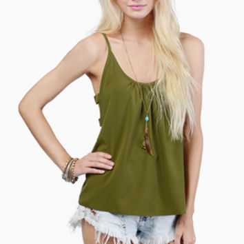 Double The Charm Top $38