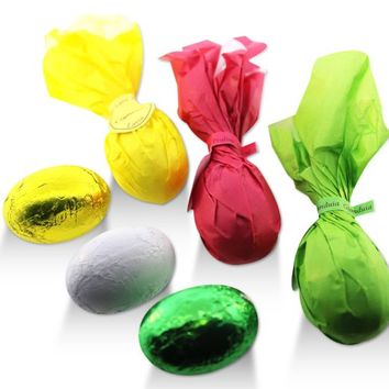 Papillon Choc Eggs Wrapped Butterflies - Assorted, Milk - Caffarel - Italy - Each