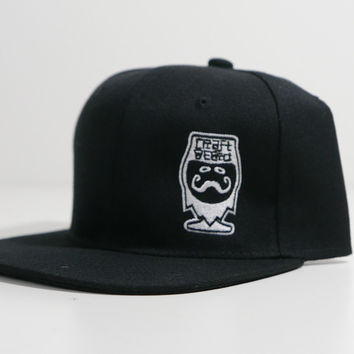 "HAT - ""LOGO - BEERD GLASS"""