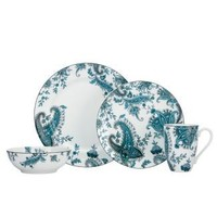 Marchesa by Lenox Kashmir Garden Dinnerware - Dining - Categories - Home - Bloomingdale's
