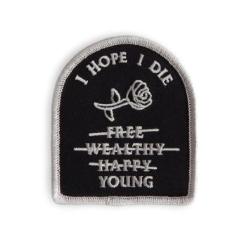 Die Young Patch