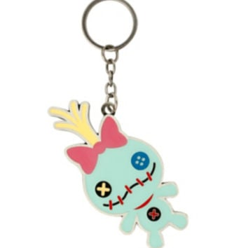 Disney Lilo & Stitch Scrump Key Chain