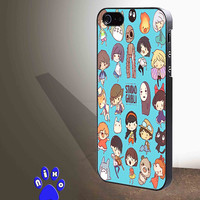 Studio Ghibli  for iphone 4/4s/5/5s/5c/6/6+, Samsung S3/S4/S5/S6, iPad 2/3/4/Air/Mini, iPod 4/5, Samsung Note 3/4 Case * NP*