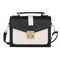 Color Block Crossbody
