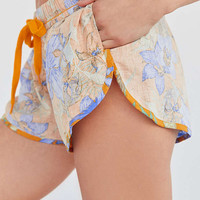 BDG Dazed Printed Dolphin Short | Urban Outfitters