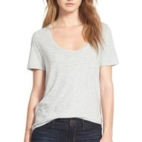 Women's AG 'Kiley' Scoop Neck Tee,