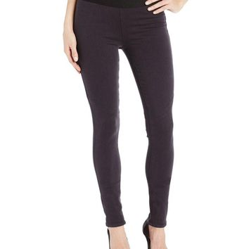 NWT Paige Denim Glam Rock Denim Leggings, Greyscale, Medium