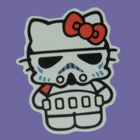 Hello Kitty Star Wars Sticker
