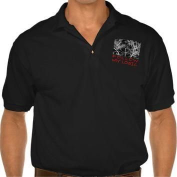 Tree Branches - Follow My Logic Polo T-shirts