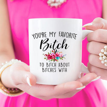 Mugs, Funny Best Friends, Best Friend Gift, Mug For, Bestie, Mug For Best Friend, Coffee Mug, Gift For Her, Mugs, BFF, Personalized Gifts